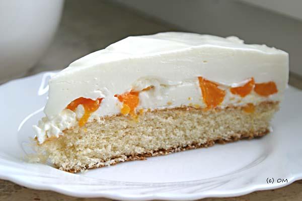 Крема без сливок для торта